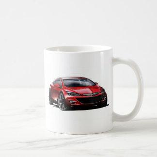 Konzept-Auto Kaffeetasse