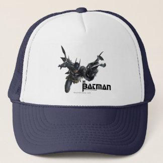 Konzept Batman mit Batclaw Truckerkappe