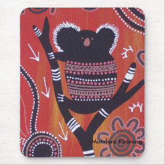Koobor (Koala) Träumen Mauspad