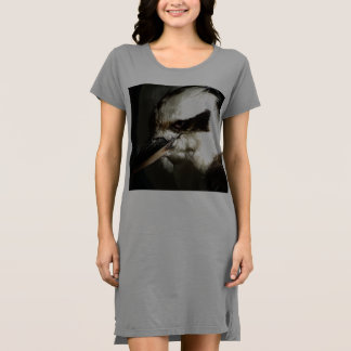 Kookaburra Damen-T - Shirtkleid/Nightie Kleid