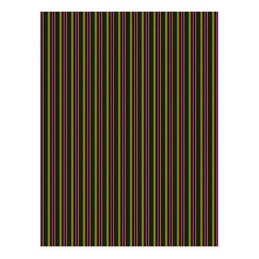 KOOL dunkles Schatten-Muster durch NavinJOSHI Postkarte