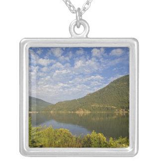 Kootenay See in Nelson-Britisch-Columbia Versilberte Kette
