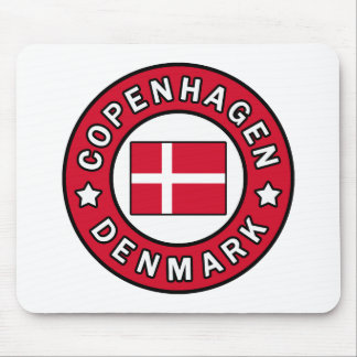 Kopenhagen Dänemark Mauspads