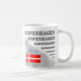 Kopenhagen Kaffeetasse