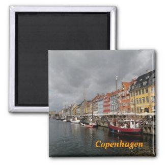 Kopenhagen-Kühlschrankmagnet