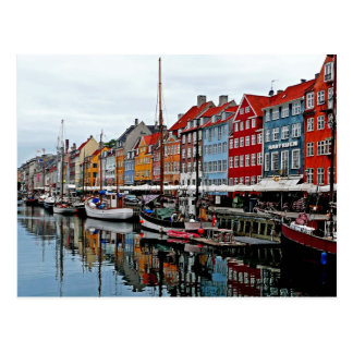 Kopenhagen Postkarte