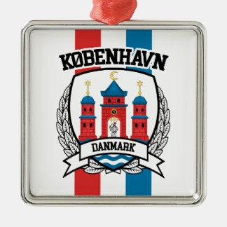 Kopenhagen Silbernes Ornament