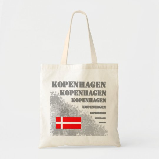 Kopenhagen Tragetasche