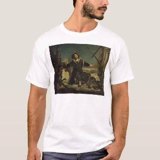 Kopernikus im Turm bei Frombork T-Shirt