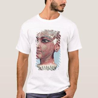 Kopf des Auftauchens Kinderkönigs Tutankhamun T-Shirt