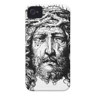 Kopf des Jesus Christus Case-Mate iPhone 4 Hülle