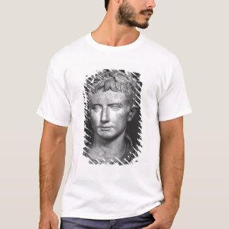 Kopf des Kaisers Augustus T-Shirt