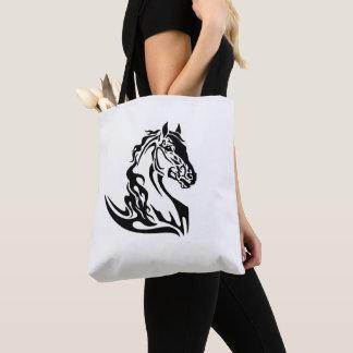 Kopf des Pferds Tasche
