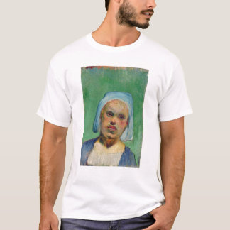 Kopf eines Bretonen T-Shirt