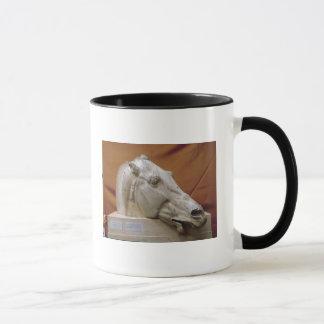 Kopf eines Pferds von Selene Tasse
