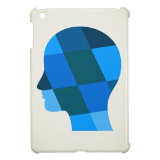 Kopf iPad Mini Hülle