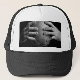 Kopf und Hände Truckerkappe