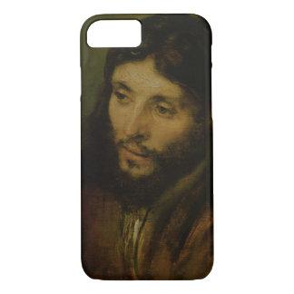 Kopf von Christus, c.1648 (Öl auf Leinwand) iPhone 8/7 Hülle
