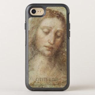 Kopf von Christus durch Leonardo da Vinci OtterBox Symmetry iPhone 8/7 Hülle