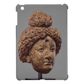 Kopf von einem Buddha oder von Bodhisattva iPad Mini Hülle