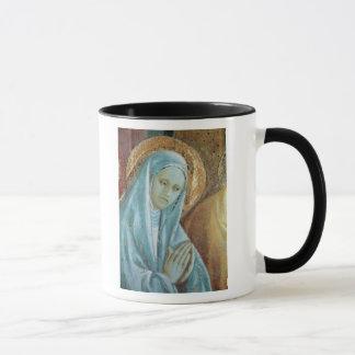 Kopf von Heiliger Anne von der Darstellung von Tasse