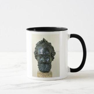 Kopf von Henri IV nach 1599 Tasse