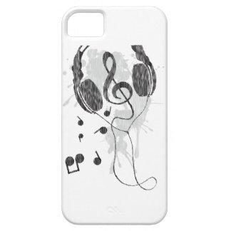 Kopfhörer (G) iPhone 5 Hülle