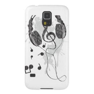 Kopfhörer (G) Samsung Galaxy S5 Hülle