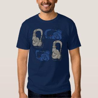 Kopfhörer Shirt