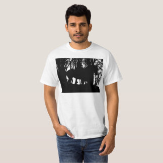 Kopfloser Reiter Budget-t T-Shirt