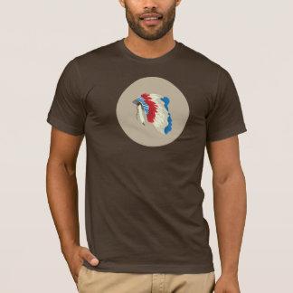 Kopfschmuck T-Shirt