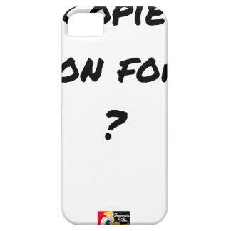 KOPIE, DIE MAN BILDET? - Wortspiele Schutzhülle Fürs iPhone 5