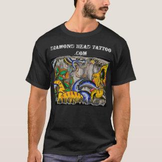 Kopie Mian Home Page Image-22222, Diamant Hauptt… T-Shirt
