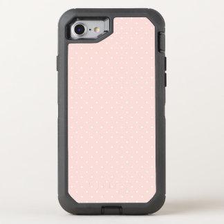 Kopieren Sie mit weißen Tupfen 2 OtterBox Defender iPhone 8/7 Hülle