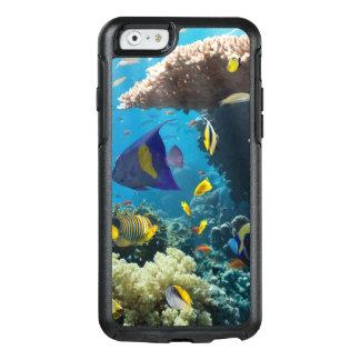 Koralle und Fische im Roten Meer, Ägypten OtterBox iPhone 6/6s Hülle