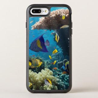 Koralle und Fische im Roten Meer, Ägypten OtterBox Symmetry iPhone 8 Plus/7 Plus Hülle
