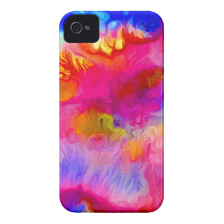 Korallenriff-Formen iPhone 4 Case-Mate Hülle
