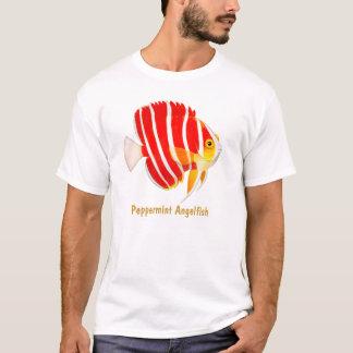 Korallenriff-Pfefferminzangelfish-T - Shirt