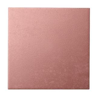 Korallenrote rosa Folie gedruckt Keramikfliese