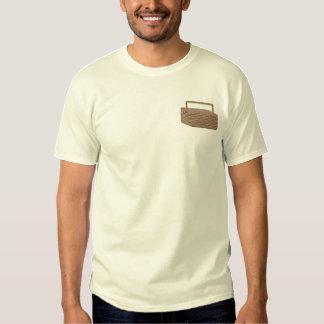 Korb Besticktes T-Shirt