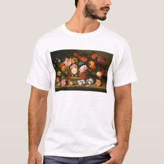 Korb der Blumen, 1625 T-Shirt
