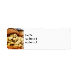Korb der Erdnüsse