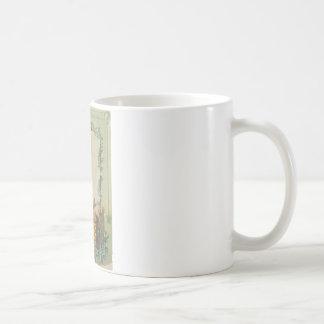 Korb der Schweine Kaffeetasse