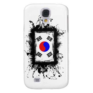 Korea-Flagge Galaxy S4 Hülle