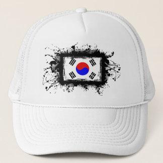 Korea-Flagge Truckerkappe