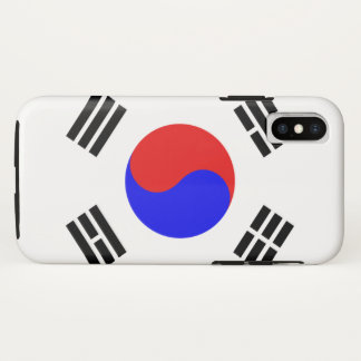 Korea iPhone X Hülle
