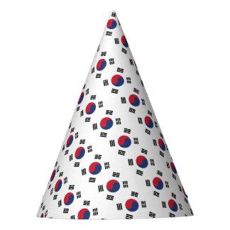 Korea Partyhütchen