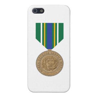 Korea-Verteidigungs-Service-Medaille iPhone 5 Schutzhüllen