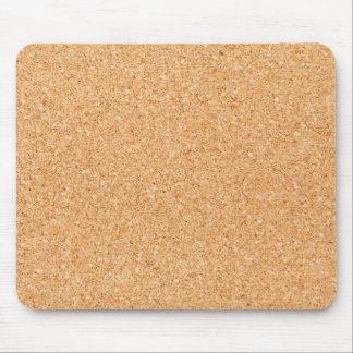 Korken-Brett Mousepad