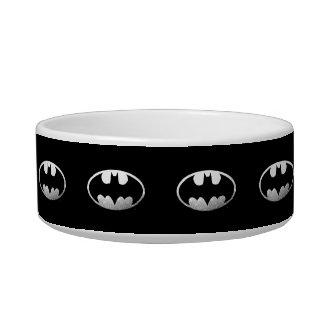 Körniges Logo Batman-Symbol-| Katzen Napf